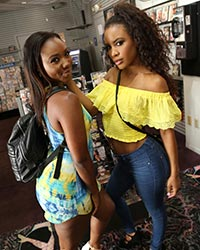 Chanell Heart & Demi Sutra